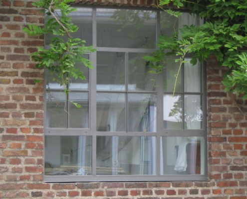 Stahlfenster, Loftfenster im Industriedesign