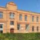 Stahlfenster-Fabrikfenster-Alte Zündholzfabrik Mainz Fassadenansicht